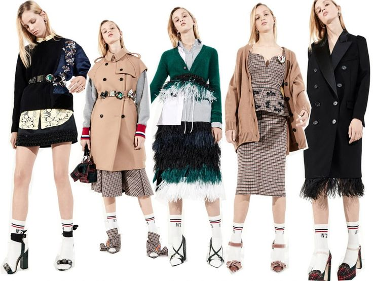 no-21-pre-fall-2017-coleccion-lookbook-calcetines-deportivos-outfits