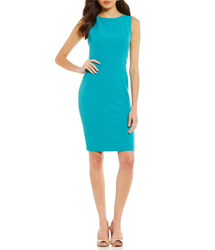 Shop for Kasper Stretch Crepe Sheath Dress at Dillards.com. Visit Dillards.com to find clothing, accessories, shoes, cosmetics & more. The Style of Your Life.