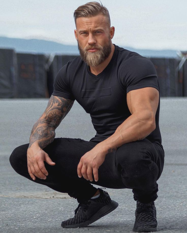 "16.1k Likes, 170 Comments - Stian Bjornes ™ (@stiking1) on Instagram: ""Behind a good beard is good products! The Viking Collection⚔️ ™. . Are you struggling to grow the…"""