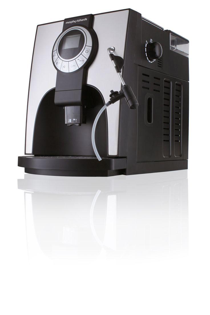 Meno Automatic Coffee Machine http://www.morphyrichards.co.za/products/meno-automatic-coffee-machine-219888sa