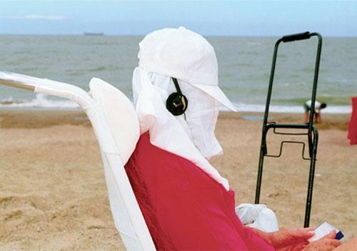Martin Parr: Lifes a Beach