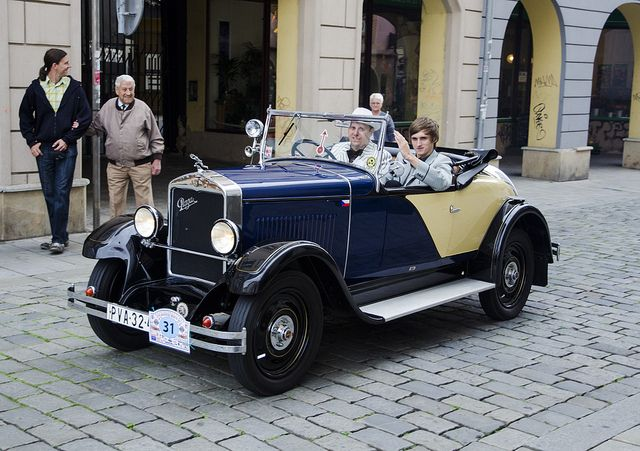 Praga Piccolo Sport Cabrio (1929)