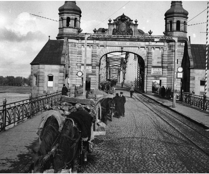 1930r. Tilsit/Sowieck