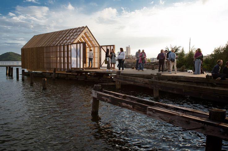 The Boathouse / TreStykker 2012