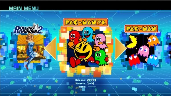 Namco Museum launches July 28
