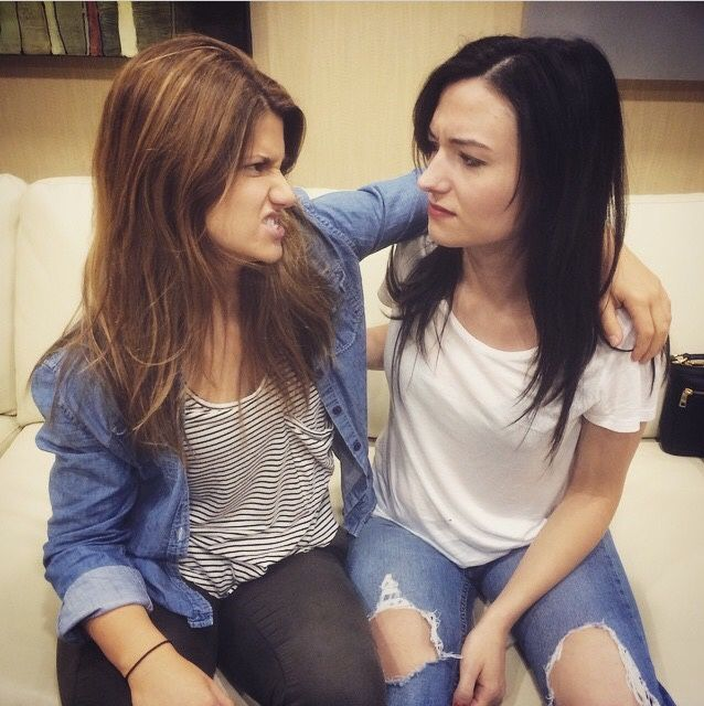 elise and natasha dating agency