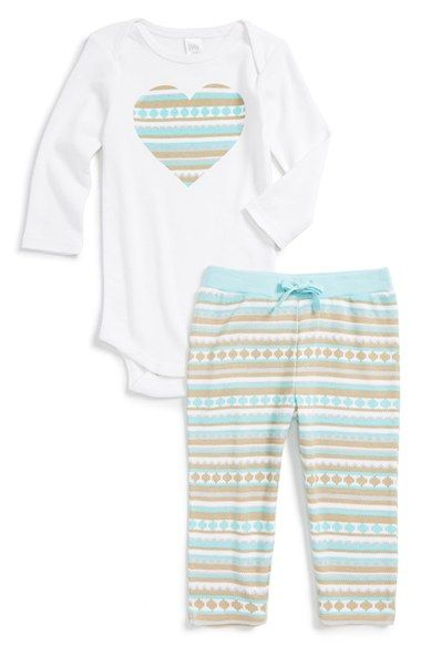 Nordstrom Baby Bodysuit & Pants (Baby Girls) available at #Nordstrom