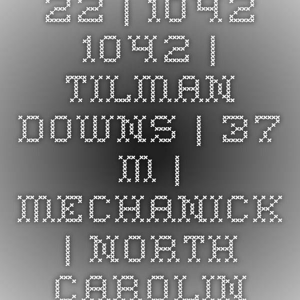 22 | 1042 1042 | Tilman Downs | 37 M | Mechanick | North Carolina | | D520 | 23 | 1042 1042 | Caroline Downs | 28 F | | Georgia | | D520 | 24 | 1042 1042 | Francis Downs | 6 M | | Georgia | | D520 | 25 | 1042 1042 | Mary Downs | 3 F | | Georgia | | D520 | 26 | 1042 1042 | Caroline Downs