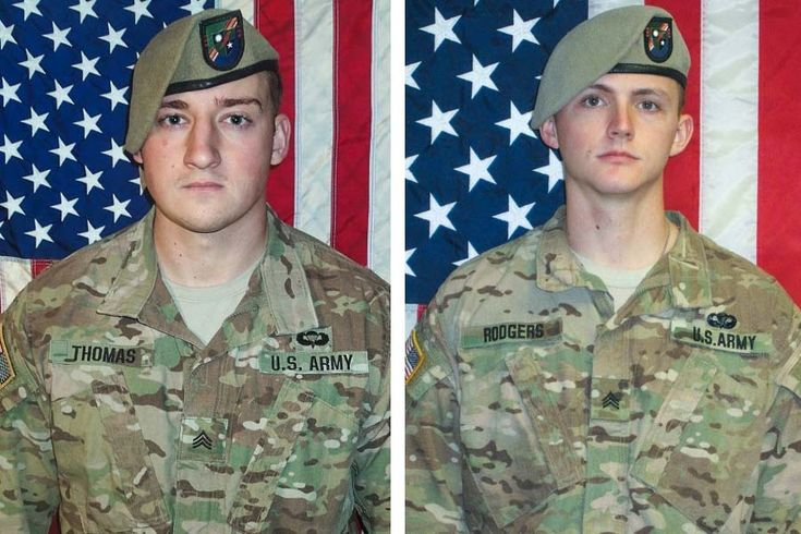 Two Army Rangers -- Sgts. Joshua Rodgers and Cameron Thomas -- may have been killed by friendly fire while conducting a night raid against an ISIS affiliate in eastern Afghanistan, the Pentagon said Friday. In releasing the identities of Rodgers, 22, of Bloomington, Illinois, and Thomas, 23, of Kettering, Ohio, the Pentagon also said that the Army had begun a fact-finding Article 15-6 investigation into the circumstances of their deaths in Nangarhar province, less than a mile from the site…