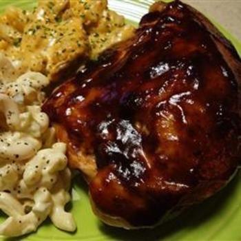 Texas BBQ Chicken