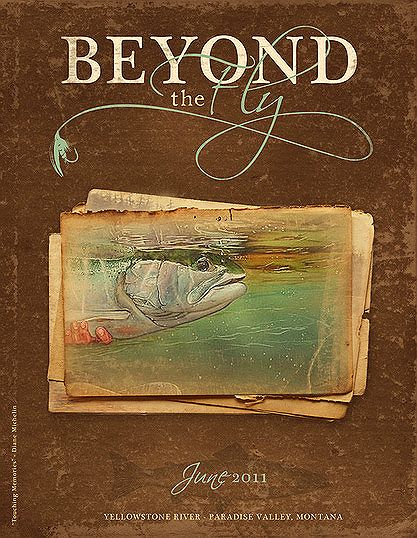 Beyond the Fly is a brand-new fly-fishing magazine dedicated to women fly fishers. As the website version of the stellar new magazine touts: Beyond the Fly is the dream creation of female angler Jessi Kolar. While its focus is on women anglers, Jessi hopes it engages all anglers.
