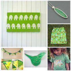 Green Handmade Products in Australia