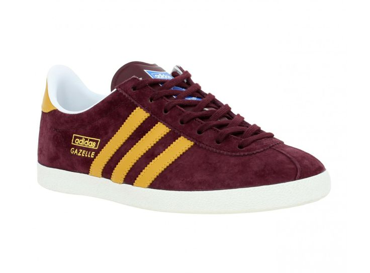 adidas gazelle homme moutarde