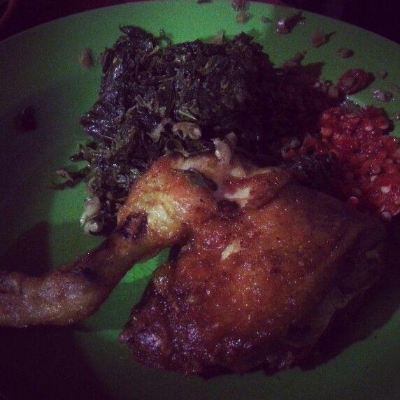 Ayam Geprek Istimewa #Bogor, Jawa Barat