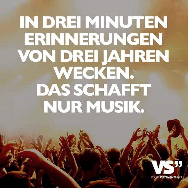 Das schafft nur Musik