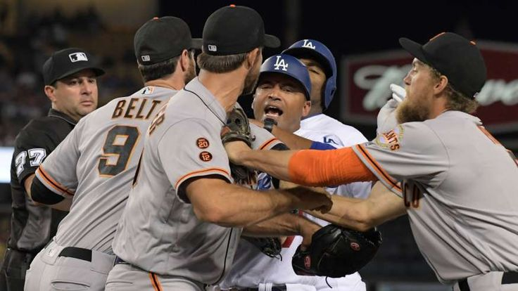Ranking MLB's 7 best rivalries for the 2017 season  -  April 11, 2017:     DODGERS-GIANTS  -    This rivalry is so historic that it dates back to both franchises being o the other coast. And it hasn't lost much intensity in recent decades, with the Giants and Dodgers combining for eight of the past nine NL West titles. Los Angeles may have won four consecutive division championships, but San Francisco boasts three World Series wins since 2010...  MORE...