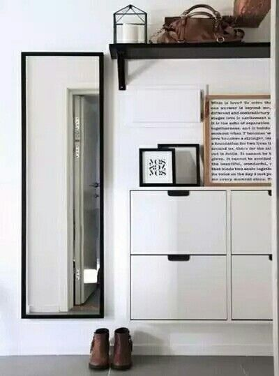 Mirror In Hallway best 10+ scandinavian full length mirrors ideas on pinterest
