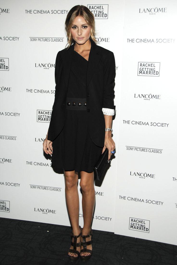 Olivia Palermo #fashion #celebrity