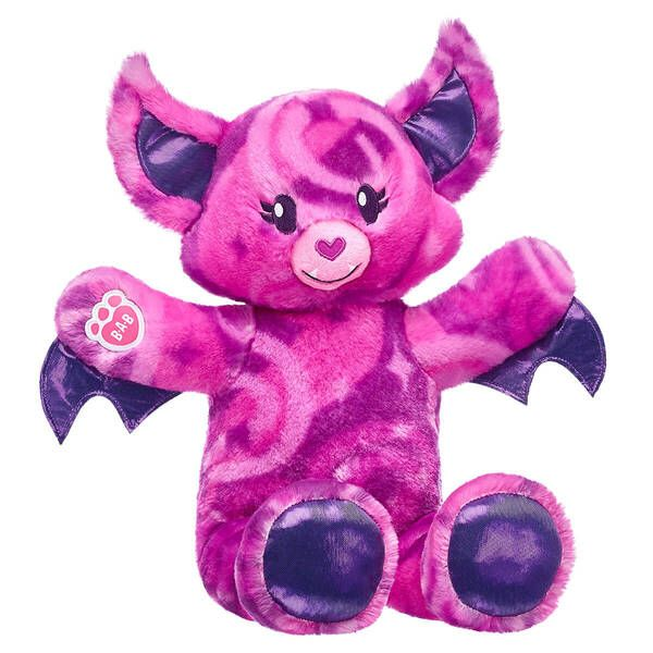 "Build a Bear Workshop NIKKI/'S BEAR II 15/"" Plush Stuffed Animal Toy BABW"