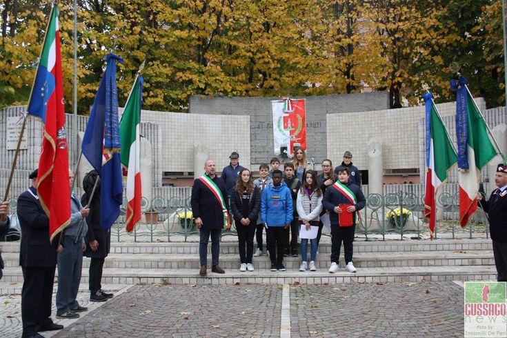 """Fotogallery commemorazione """"4 Novembre"""" 2017 - http://www.gussagonews.it/fotogallery-commemorazione-4-novembre-2017/"""