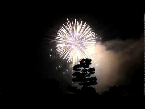 Awsome fireworks show - YouTube