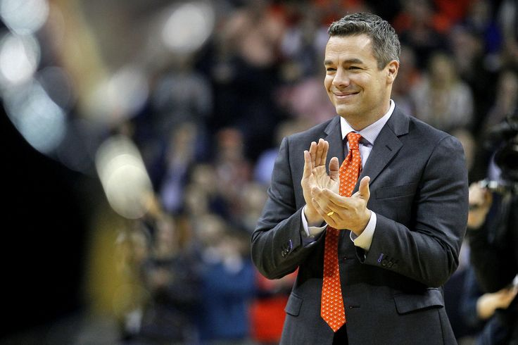 Tony Bennett was at peace. At first inclined to accept the  University of Virginia 's head basketball coaching position, he had elected to remain at  Washington State , a program he had steered to new heights and a school he had come to embrace.