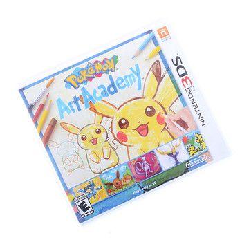 picture of Pokémon Art Academy (3DS) 1