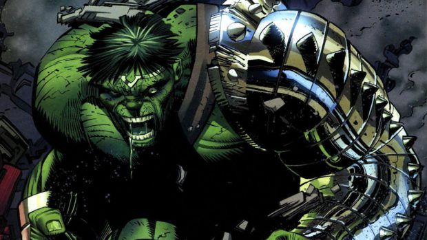 Armure de Hulk