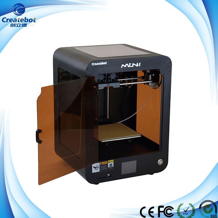 Createbot - Black Full Metal FDM 3D Modeling Printer #Affiliate
