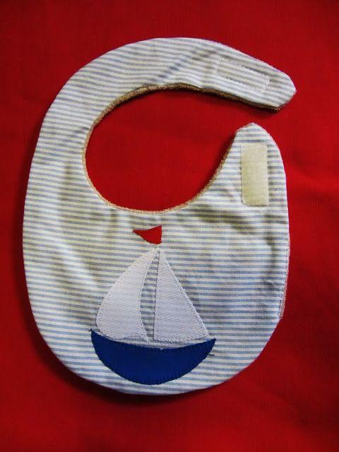 La sciarpa che canta: Bavaglino bebé