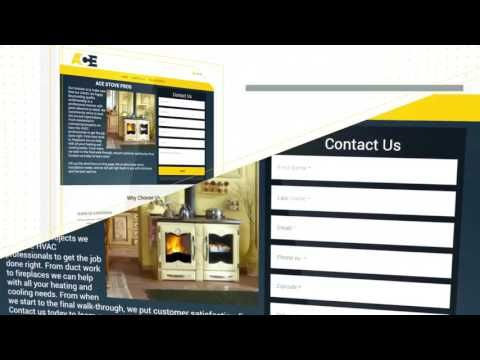(2) Stove Installation and Repair - YouTube