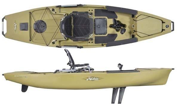 Hobie Pro Angler Fishing Kayak Review