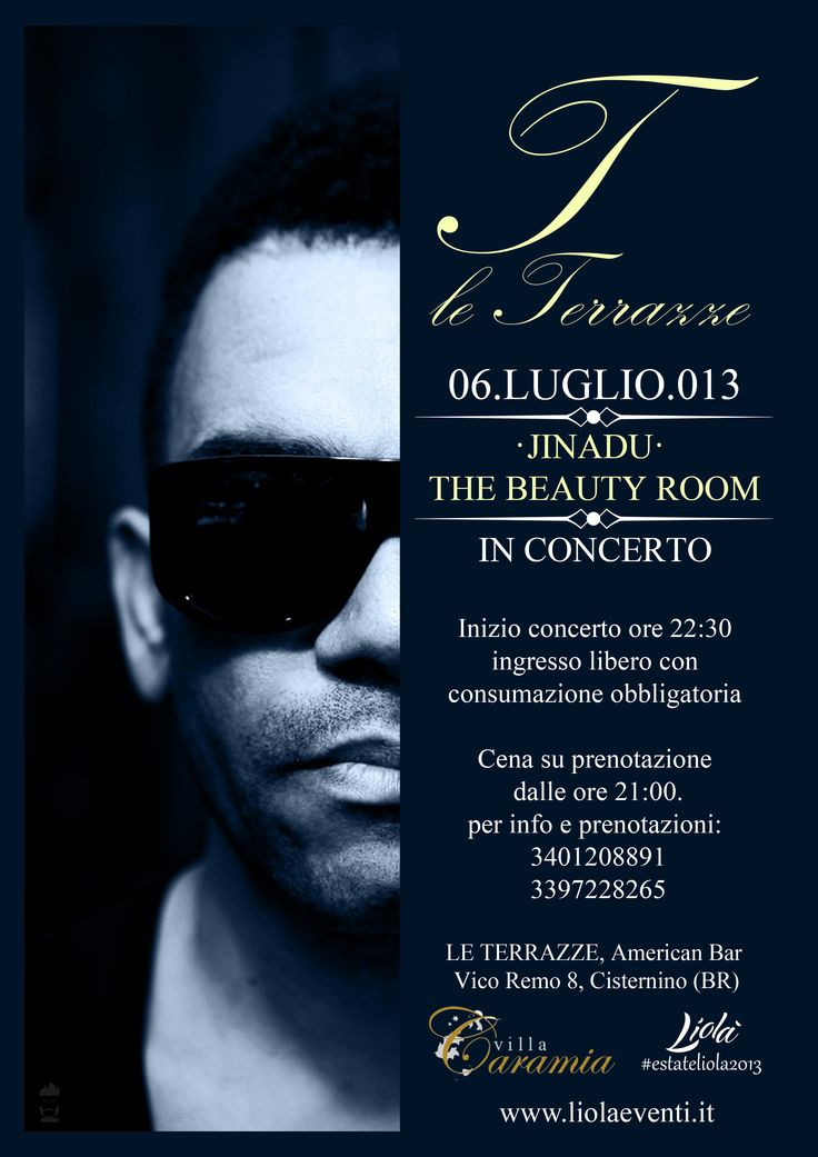 11 best JINADU in concerto a Cisternino - 6 luglio 2013 images on ...
