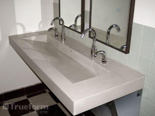 41 best images about eq bathroom on pinterest vanities for Public bathroom sink