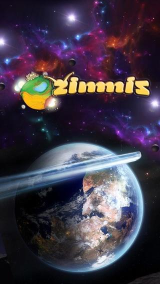 Planet Zimmi Comet