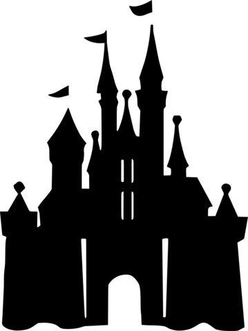 Disney - Disney Castle Vinyl Decal