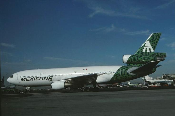 Mexicana DC-10