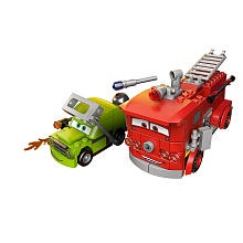 """LEGO Disney Pixar Cars Red's Water Rescue (9484) - LEGO - Toys """"R"""" Us"""