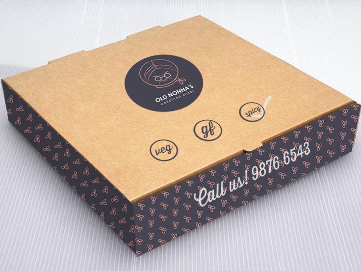 57 best Pizza Box Design images on Pinterest