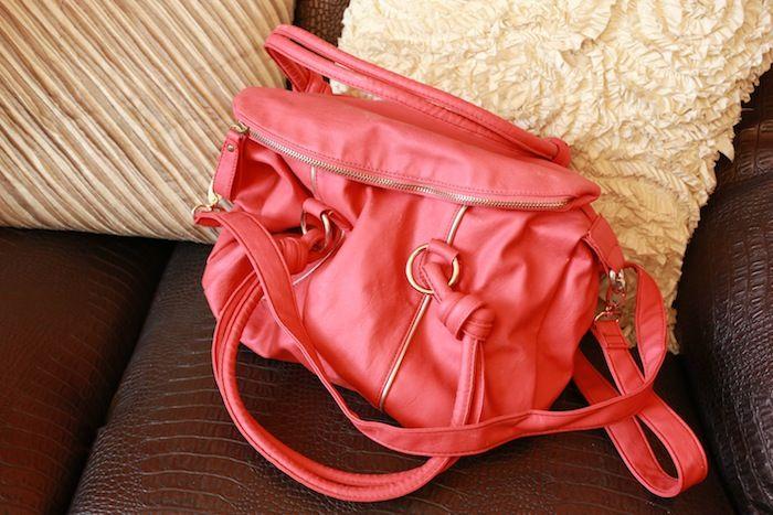 #promod #coral #bag