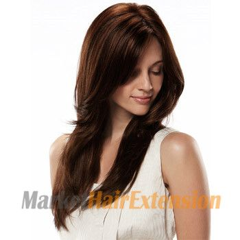 The hair extension is a much easy process with clipping when compared other methods. http://tinyurl.com/nfg84gn