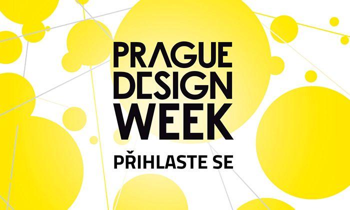 Prague Design Week 2017 hledá kreativní designéry