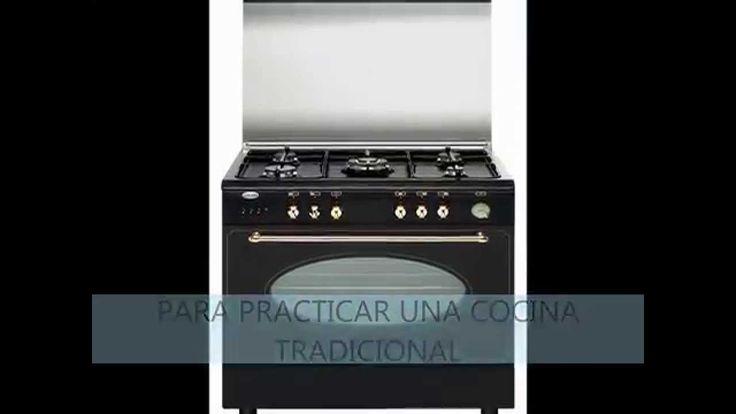 Video Cocinas de gas