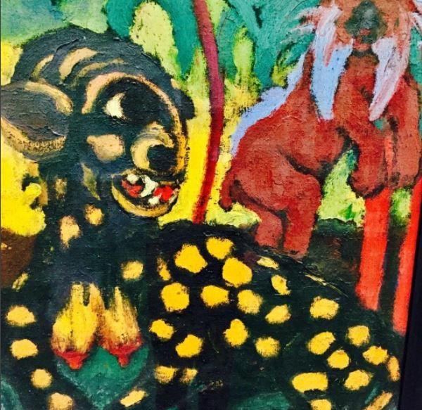 Emil Nolde at Pinakothek Der Moderne