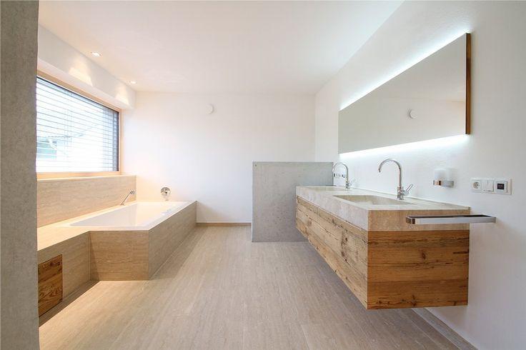 Altholz badm bel bad ideen pinterest for Badezimmer 4 5 m2