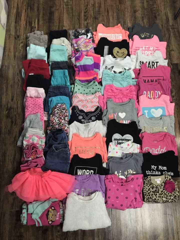 best sold worldwide shoes for cheap Lot toddler girls 2T clothing 54 name brand items TCP and more ...