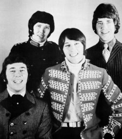 "The Tremeloes ""Silence is golden"" https://www.youtube.com/watch?v=Cwmov_cmsEs"