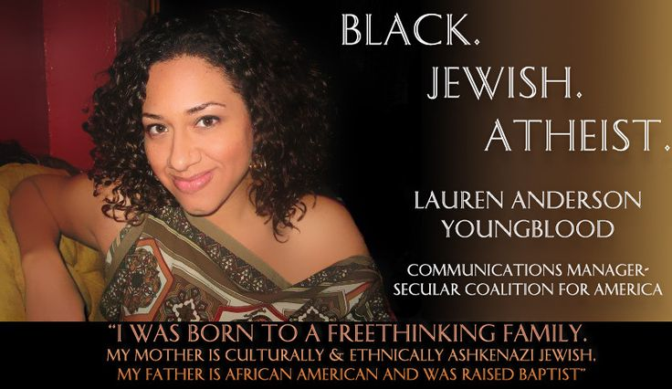 Shades of Black Atheism #1: Lauren Anderson Youngblood