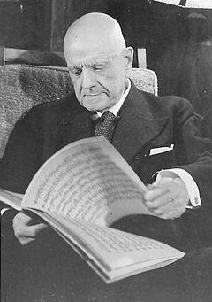 Jean Sibelius 1950-luvulla