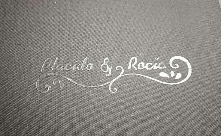 Diseño de logos boda